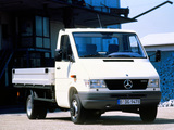 Images of Mercedes-Benz Sprinter Pickup 1995–2000