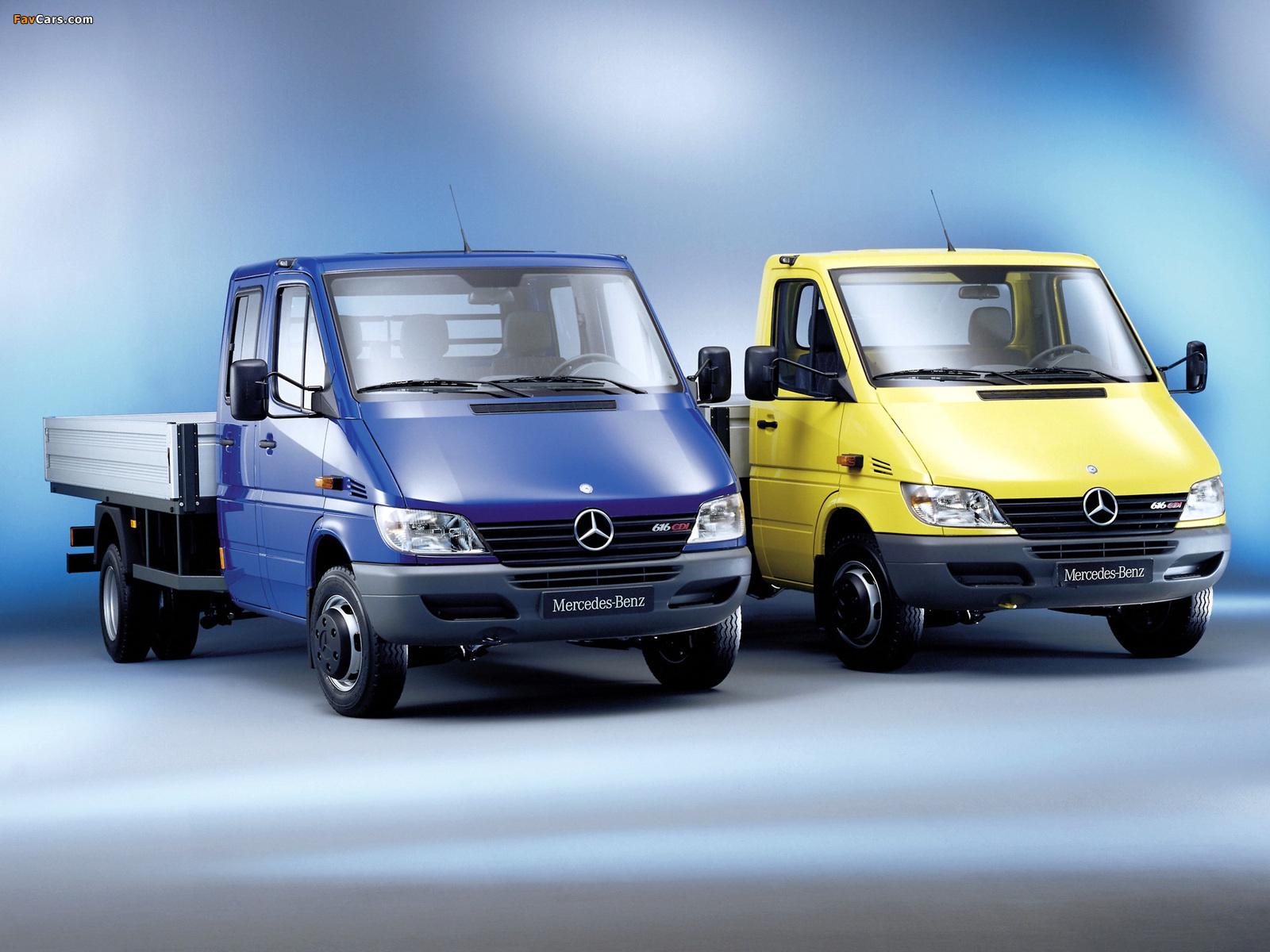 Images of Mercedes-Benz Sprinter 2000 (1600 x 1200)