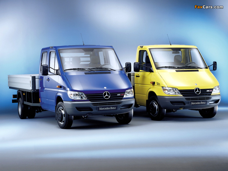 Images of Mercedes-Benz Sprinter 2000 (800 x 600)