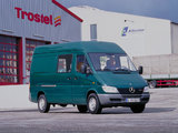 Images of Mercedes-Benz Sprinter Van 2000–06