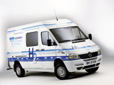 Images of Mercedes-Benz Sprinter Fuel Cell Drive System Concept 2001