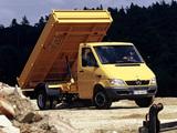 Images of Mercedes-Benz Sprinter Pickup 2002–06