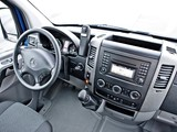 Images of Mercedes-Benz Sprinter Mobility 33 (W906) 2006–13