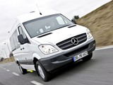 Images of Mercedes-Benz Sprinter Transfer 23 (W906) 2006–13