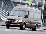 Images of Mercedes-Benz Sprinter Travel 45 (W906) 2006–13