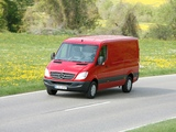 Images of Mercedes-Benz Sprinter Van (W906) 2006–13