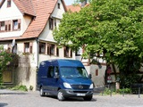 Images of Mercedes-Benz Sprinter LWB High Roof Van (W906) 2006–13