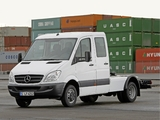 Images of Mercedes-Benz Sprinter Double Cab Tractor (W906) 2006–13