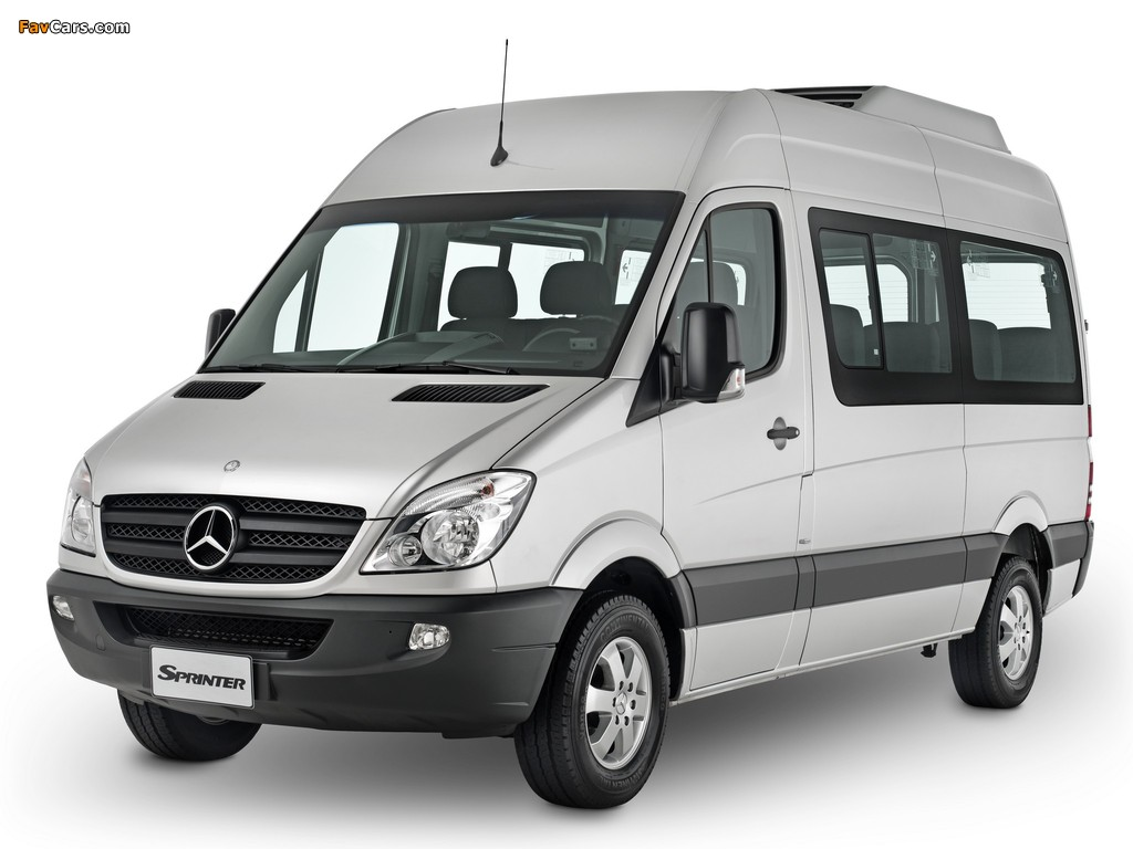 Images of Mercedes-Benz Sprinter Mobility 23 (W906) 2006–13 (1024 x 768)