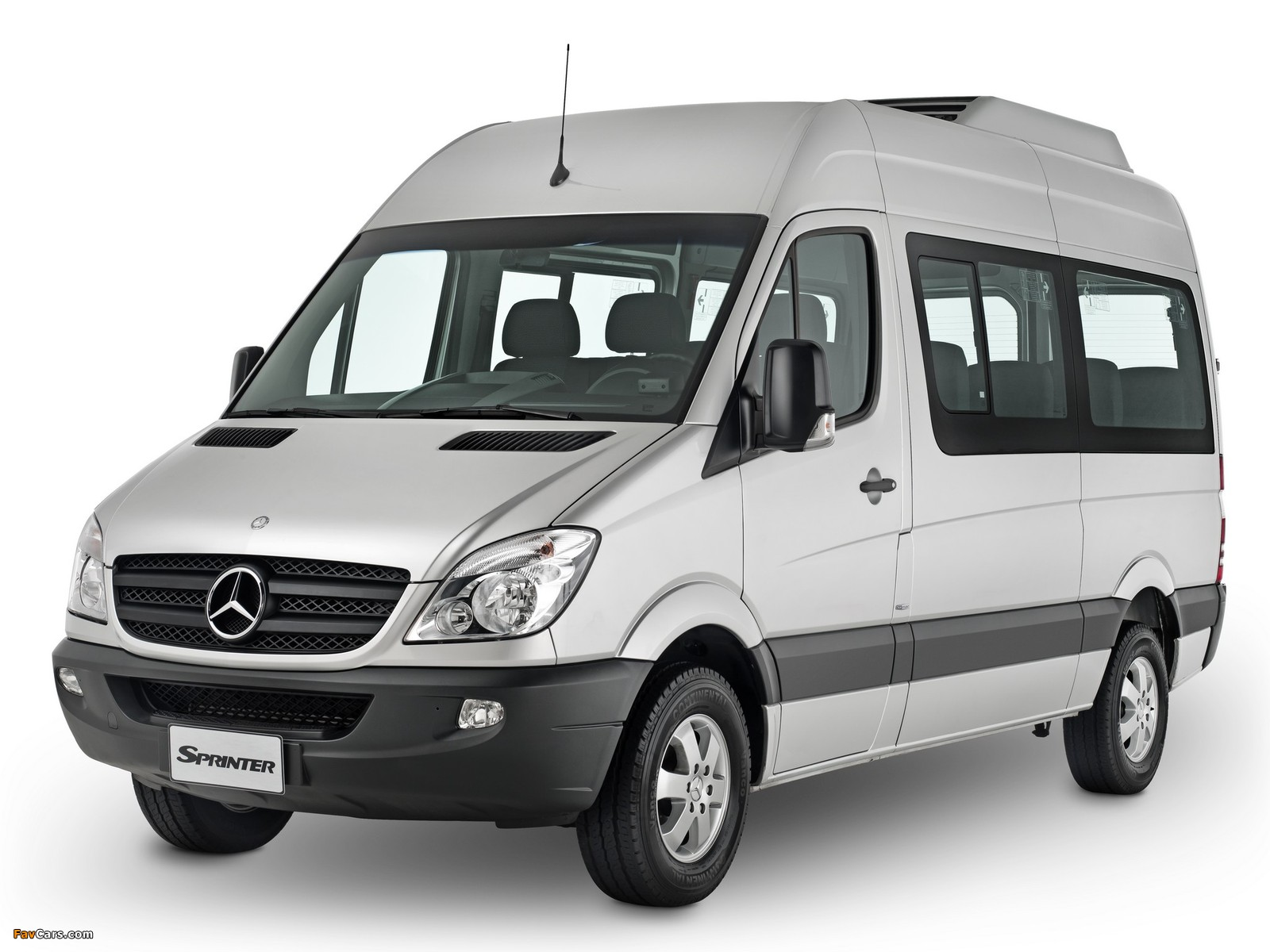 Images of Mercedes-Benz Sprinter Mobility 23 (W906) 2006–13 (1600 x 1200)
