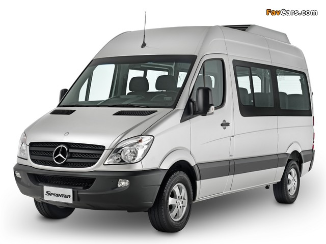 Images of Mercedes-Benz Sprinter Mobility 23 (W906) 2006–13 (640 x 480)