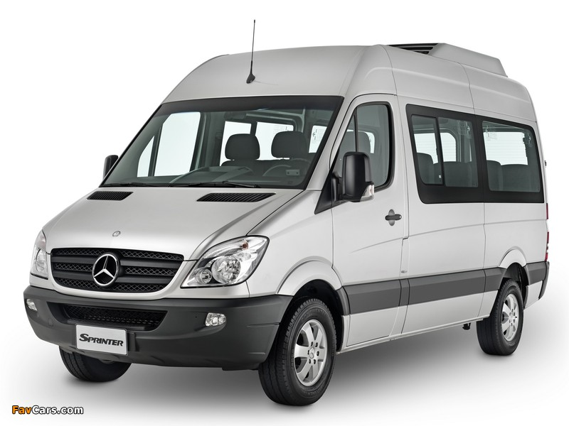 Images of Mercedes-Benz Sprinter Mobility 23 (W906) 2006–13 (800 x 600)