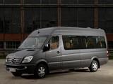 Images of Mercedes-Benz Sprinter Transfer 34 (W906) 2006–13