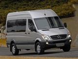 Images of Mercedes-Benz Sprinter 2500 Passenger Van (W906) 2006–13