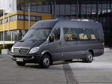 Images of Mercedes-Benz Sprinter Transfer 45 (W906) 2006–13