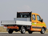 Images of Mercedes-Benz Sprinter Double Cab Dropside (W906) 2006–13