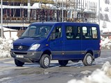 Images of Mercedes-Benz Sprinter 4x4 (W906) 2009–13