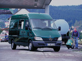 Mercedes-Benz Sprinter Van 2000–06 photos