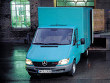 Mercedes-Benz Sprinter Chassis 2000–06 photos