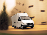 Mercedes-Benz Sprinter Chassis 2000–06 wallpapers