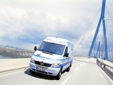 Mercedes-Benz Sprinter Fuel Cell Drive System Concept 2001 images