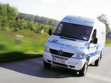 Mercedes-Benz Sprinter Fuel Cell Drive System Concept 2001 wallpapers