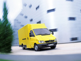 Mercedes-Benz Sprinter Chassis 2002–06 images