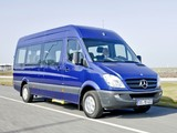 Mercedes-Benz Sprinter Mobility 33 (W906) 2006–13 images