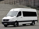 Mercedes-Benz Sprinter Transfer 35 (W906) 2006–13 images