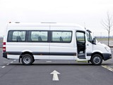 Mercedes-Benz Sprinter Transfer 35 (W906) 2006–13 images