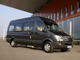 Mercedes-Benz Sprinter Transfer 34 (W906) 2006–13 images