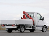 Mercedes-Benz Sprinter Dropside (W906) 2006–13 images