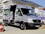Mercedes-Benz Sprinter High Roof Van (W906) 2006–13 images