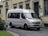 Mercedes-Benz Sprinter Travel 45 (W906) 2006–13 photos