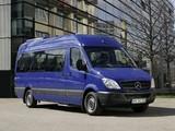 Mercedes-Benz Sprinter Transfer 34 (W906) 2006–13 photos