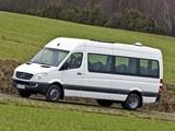 Mercedes-Benz Sprinter Transfer 35 (W906) 2006–13 photos