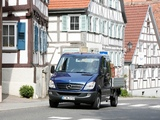 Mercedes-Benz Sprinter Double Cab Dropside (W906) 2006–13 photos