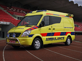 Tamlans Mercedes-Benz Sprinter Ambulance (W906) 2006 photos