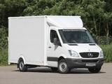 Mercedes-Benz Sprinter Box Van (W906) 2006 photos