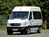 Mercedes-Benz Sprinter Mobility 23 (W906) 2006–13 photos
