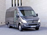 Mercedes-Benz Sprinter Travel 55 (W906) 2006–13 pictures
