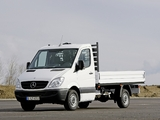 Mercedes-Benz Sprinter Dropside (W906) 2006–13 pictures