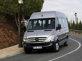 Mercedes-Benz Sprinter Transfer 35 (W906) 2006–13 pictures