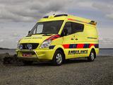 Tamlans Mercedes-Benz Sprinter Ambulance (W906) 2006 pictures