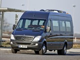 Mercedes-Benz Sprinter Transfer 45 (W906) 2006–13 wallpapers