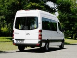 Mercedes-Benz Sprinter Mobility 23 (W906) 2006–13 wallpapers