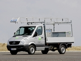 Mercedes-Benz Sprinter Dropside (W906) 2006–13 wallpapers