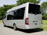Mercedes-Benz Sprinter Travel 65 (W906) 2006 wallpapers
