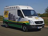 Mercedes-Benz Sprinter Service Van UK-spec (W906) 2006–13 wallpapers