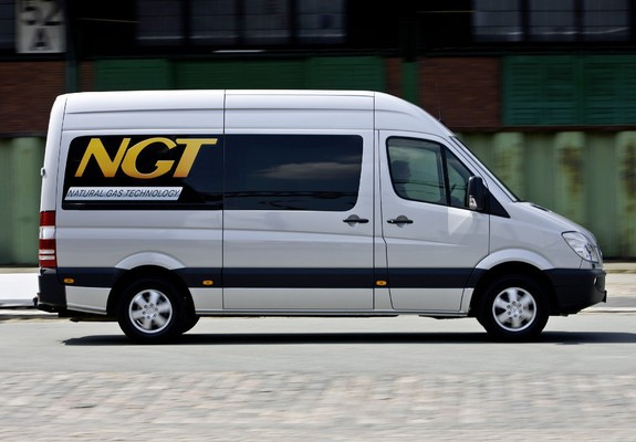 Mercedes Benz Sprinter  Ngt